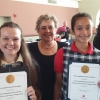 Winners of the American Red Cross  Writing Contest